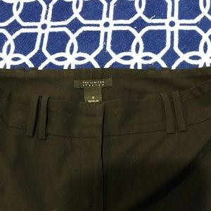 The Limited black dress pant size 8